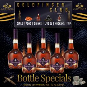 $100 🍾 Bottles Of Courvoisier